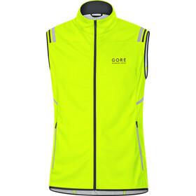 GORE RUNNING WEAR Mythos 2.0 WS Light SO Vest Heren, neon yellow